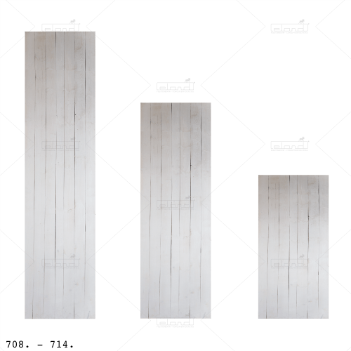 White Wooden Partition 400 ◇ Rent a modular wall at ✷ Eland® ✷