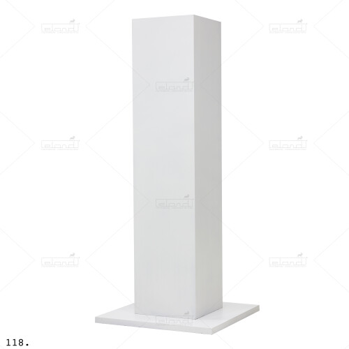 Eland® Pedestal Light White⎢Rent a pedestal⎢Eland®