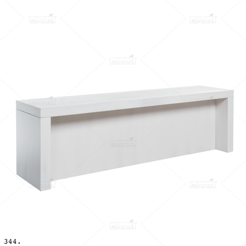 Eland® U-Table 300 Half High Buffet White