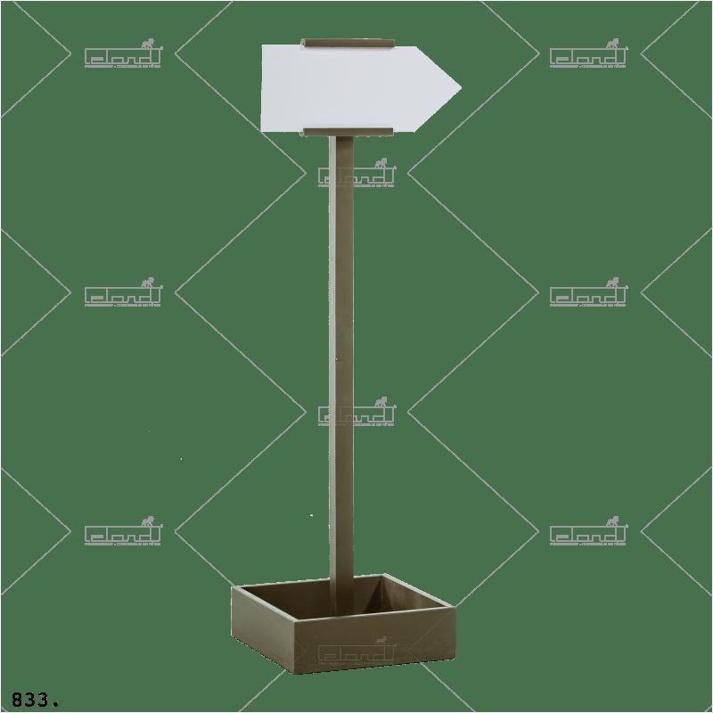 Eland® Wegwijzer RAL 6006