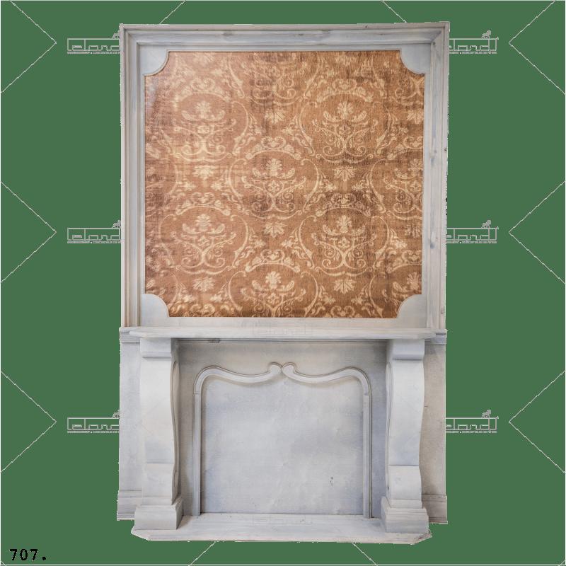 Eland® Castle Wall Fireplace