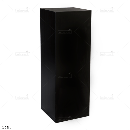 Pedestal 40-100 Black ◇ Rent a pedestal at ✷ Eland® ✷