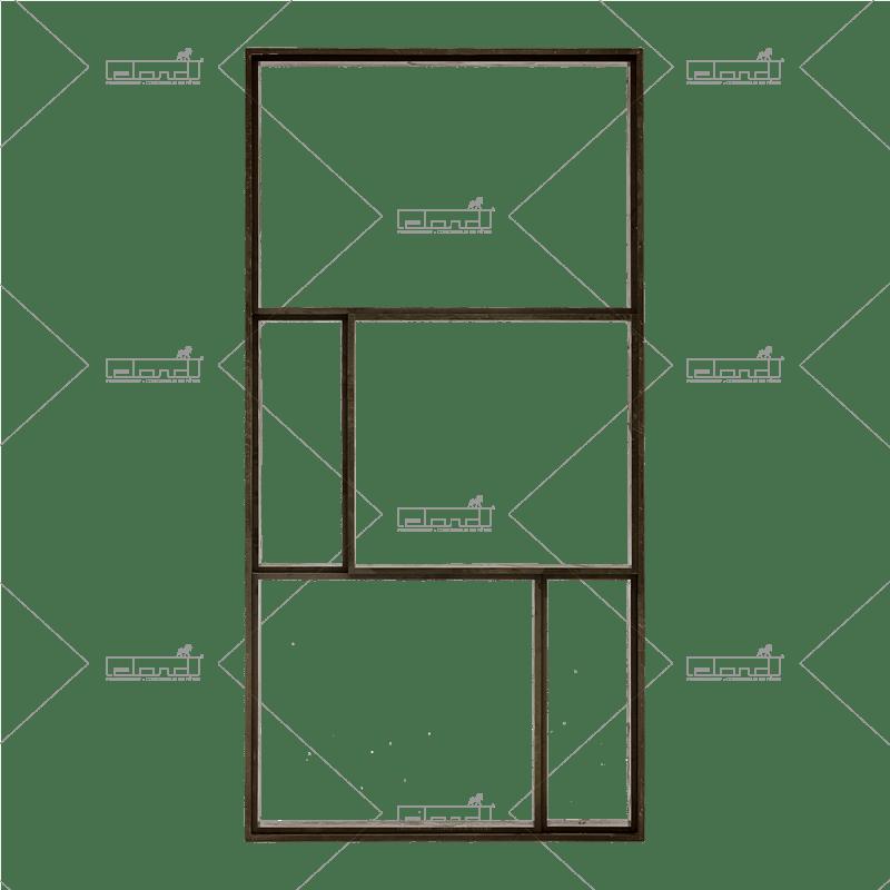 Eland® Das Wand Min RAL 6006