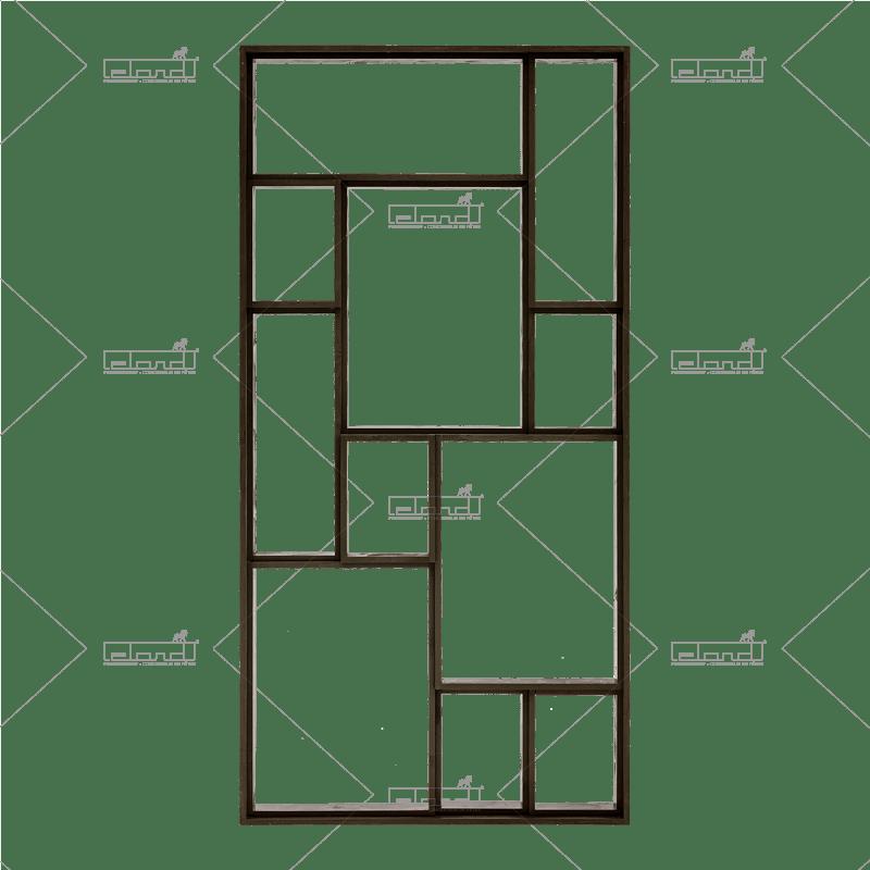 Eland® Das Wand Med RAL 6006
