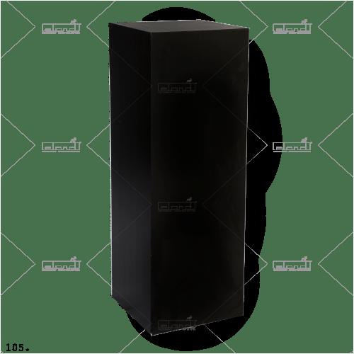 Pedestal 40-100 Black ⎜ Buy a pedestal at Eland®