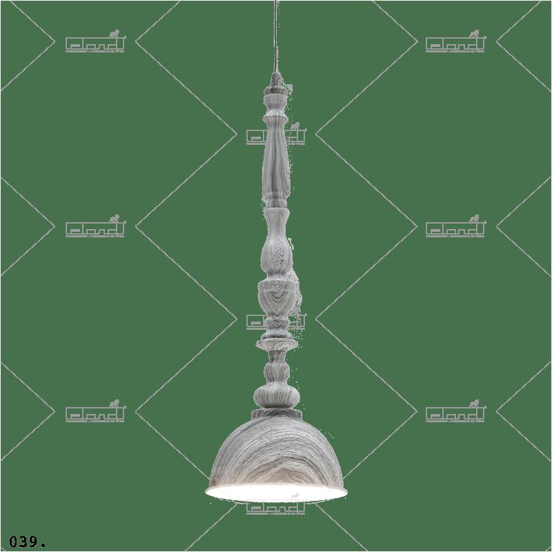 Pendulum Silver Wood (Sale)
