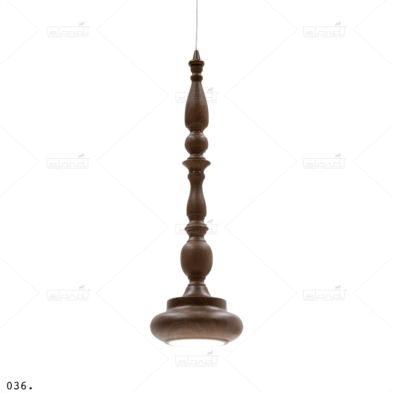 Pendulum Dark Wood (Sale)