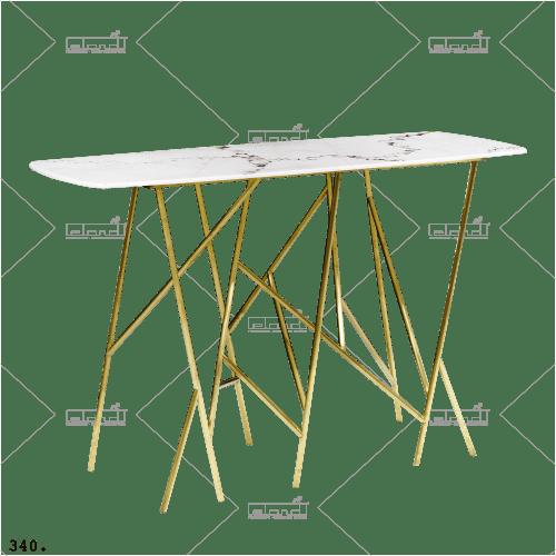 King Crab Marble 6 Long White ⎜ Buy a table at Eland®