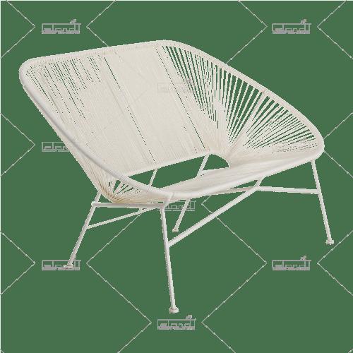 Spaghetti Double White ⎜ Buy a sofa at Eland®