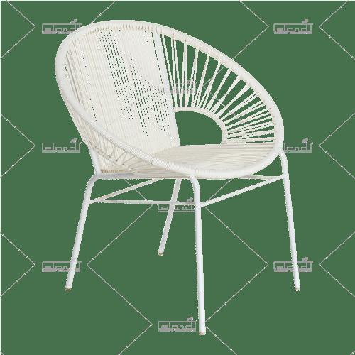 Spaghetti Single White ⎜ Buy a sofa at Eland®