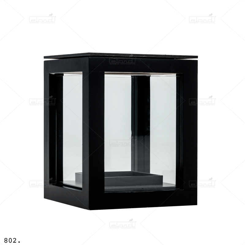 Eland® Wind Lantern Black (Sale)